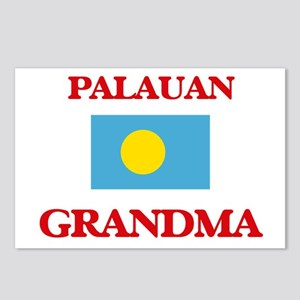 Palauan Grandma Postcards (Package of 8)