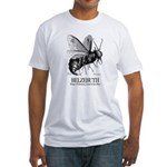 Belzebuth Fitted T-Shirt