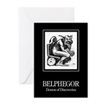 Belphegor Greeting Cards (Pk of 10)