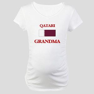 Qatari Grandma Maternity T-Shirt