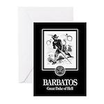 Barbatos Greeting Cards (Pk of 10)
