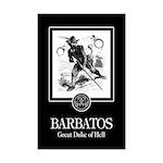 Barbatos Mini Poster Print