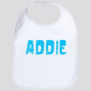 Addie Faded (Blue) Bib