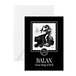 Balan Greeting Cards (Pk of 10)