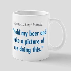 Last Words Mugs