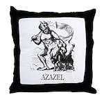 Azazel Throw Pillow