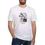 Azazel Fitted T-Shirt