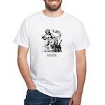 Azazel White T-Shirt