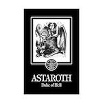Astaroth Mini Poster Print