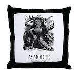 Asmodee Throw Pillow