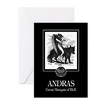 Andras Greeting Cards (Pk of 10)