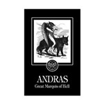 Andras Mini Poster Print