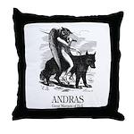 Andras Throw Pillow