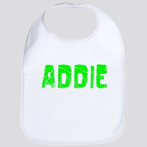 Addie Faded (Green) Bib