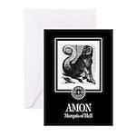 Amon Greeting Cards (Pk of 10)