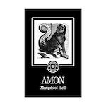Amon Mini Poster Print