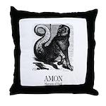 Amon Throw Pillow