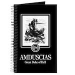 Amduscias Journal