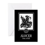 Alocer Greeting Cards (Pk of 10)