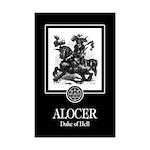 Alocer Mini Poster Print