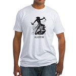 Alastor Fitted T-Shirt