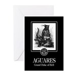Aguares Greeting Cards (Pk of 10)