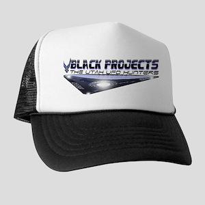 Black Projects Gear Trucker Hat