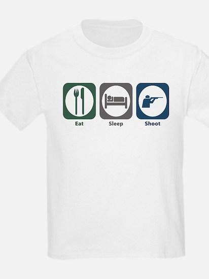 Eat Sleep Shoot T-Shirt