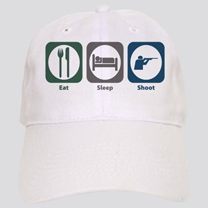 Eat Sleep Shoot Cap