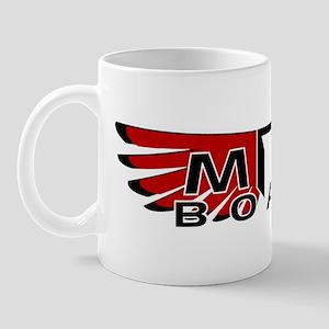MR2Board's Red Mug