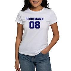 Schumann 08 Women's T-Shirt
