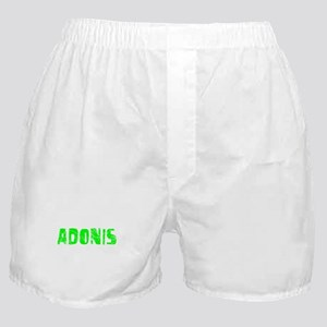 Adonis Faded (Green) Boxer Shorts