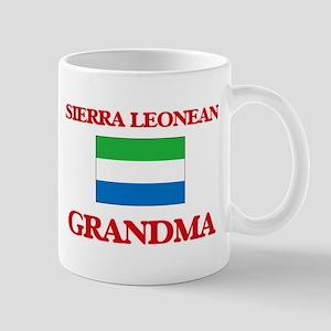 Sierra Leonean Grandma Mugs