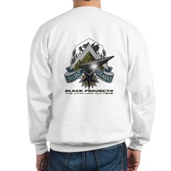 Black Projects Gear Sweatshirt