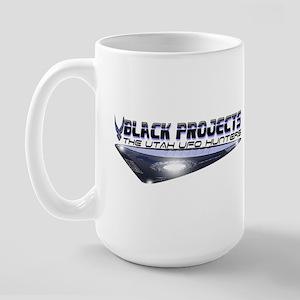 Black Projects Gear Large Mug
