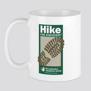 Hike for Discovery Mug