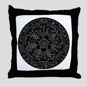 Sigil of Aemaeth Throw Pillow