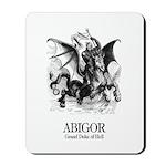 Abigor Mousepad