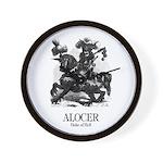Alocer Wall Clock