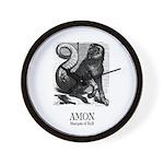 Amon Wall Clock