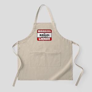 Bagel LICKER BBQ Apron