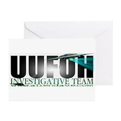 UUFOH TEAM GEAR Greeting Cards (Pk of 10)