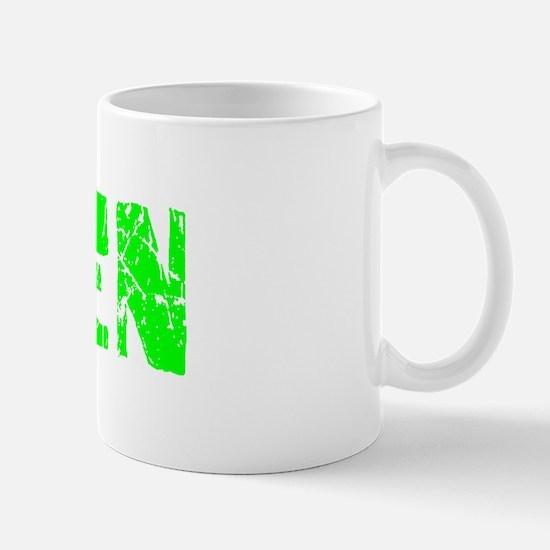 Alden Faded (Green) Mug