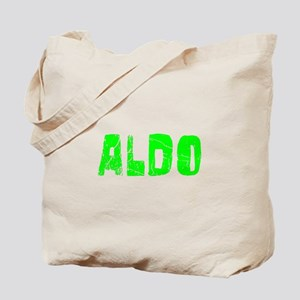 Aldo Faded (Green) Tote Bag