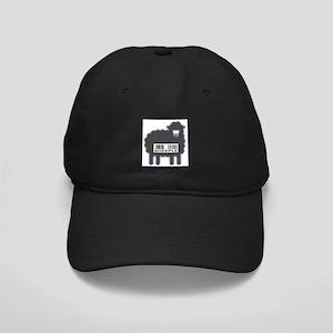 NEW Sheeple Black Cap