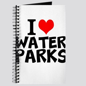 I Love Water Parks Journal