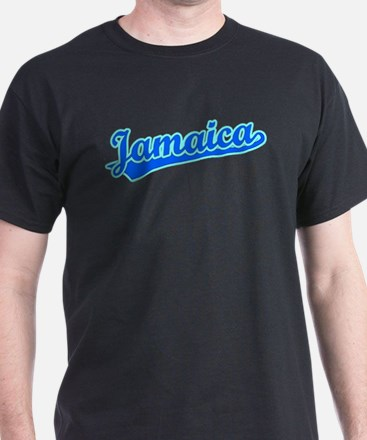 Retro Jamaica (Blue) T-Shirt