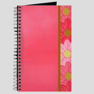 Flower Border 6 Journal