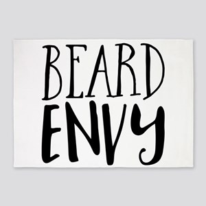 Beard Envy 5'x7'Area Rug