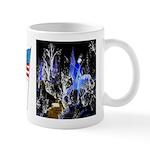 Winter Warrior Duel Special Art Mug